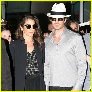 Nikki Reed Celebrated Her 27th Birthday with Some 'Dirty Dancing' Lifts!