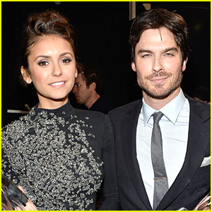 Nina Dobrev Is 'Happy' About Ian Somerhalder's Marriage to Nikki Reed
