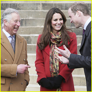 Prince Charles' Statement: 'Absolutely Delighted' About Prince William & Kate Middleton's Baby Girl