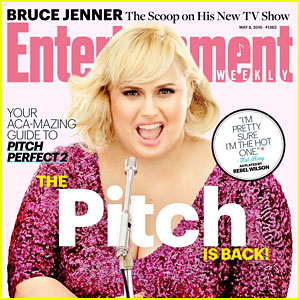 Rebel Wilson Felt Tons of Pressure on 'Pitch Perfect 2'