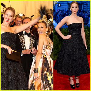 Here Is Jennifer Lawrence's Last Met Gala Look