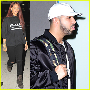 is rihanna dating drake 2015