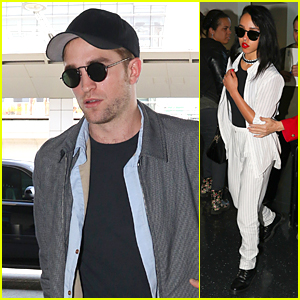 Robert Pattinson's Fiancee FKA twigs Nabs Four Libera Nominations