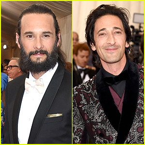 Rodrigo Santoro Rocks Growing Beard at Met Gala 2015