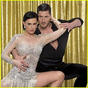 Rumer Willis Does a Sensual 'Fifty Shades of Grey' Inspired Dance on 'DWTS' - Watch Now!