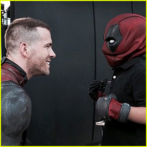 Ryan Reynolds Grants Cancer Patient's Wish as Deadpool!