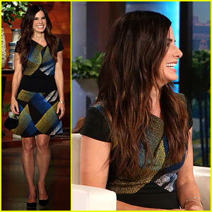 Sandra Bullock Says the 'Magic Mike' Men Make Her Ovulate