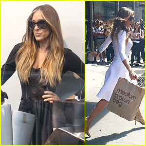 Sarah Jessica Parker's Instagram Pic Sparks 'Sex & the City 3' Rumors