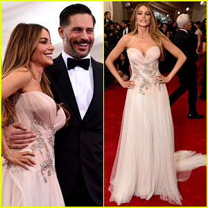 Sofia Vergara & Joe Manganiello Attend First Met Gala As a Couple!