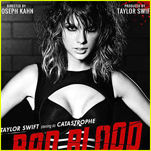 Taylor Swift Hints at Karlie Kloss Battle in 'Bad Blood' Music Video