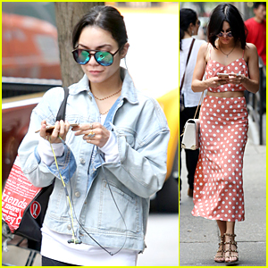 Vanessa Hudgens Misses Boyfriend Austin Butler & Blames MTV For 'Hogging Him'