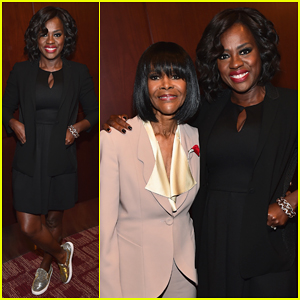 Viola Davis Teases Season Two of 'How To Get Away With Murder' with Cicely Tyson!