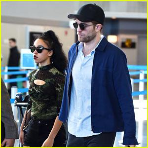 Will Robert Pattinson & FKA twigs Walk the Met Gala Carpet?