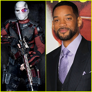Will Smith as Deadshot in 'Suicide Squad' - First Look Photo!