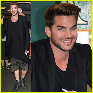 Adam Lambert Does Epic Kermit the Frog Impersonation - Watch Now!