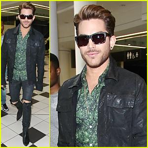 Adam Lambert Wants to 'Fall in Love Again'