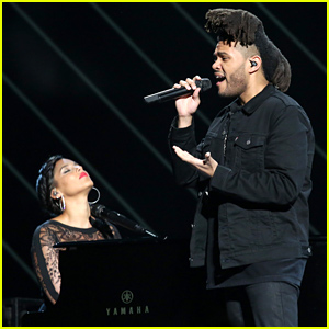 Alicia Keys & The Weeknd's BET Awards 2015 Performance Video - Watch Now!