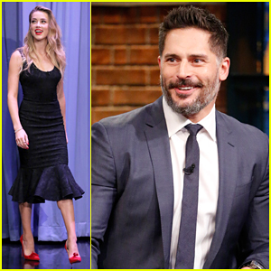 Amber Heard Talks Father's Day & Her Tattoos - Watch Here!