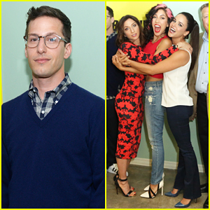 Andy Samberg & 'Brooklyn Nine-Nine' Cast Talk Season Three at FYC Panel!