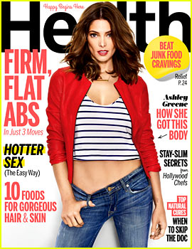 Ashley Greene Has Been Labeled 'Too Fat' Before