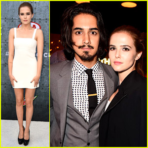 Avan Jogia & Zoey Deutch Couple Up for Guys Choice Awards