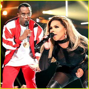 Diddy, Lil' Kim, & Faith Evans Lead Bad Boy Reunion at BET Awards 2015! (Video)
