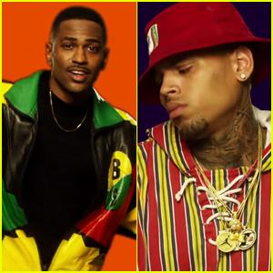 Big Sean Drops 'Play No Games' Video ft. Chris Brown!