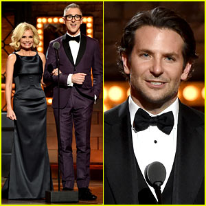 There Was a Bradley Cooper Gay Joke on the Tonys (Video)