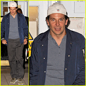 Bradley Cooper Hits Same Restaurant As Ex Suki Waterhouse