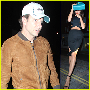 Bradley Cooper & Irina Shayk Avoid Being Photographed Together During London Date Night
