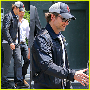 Bradley Cooper Hangs with Friends After His Tony Awards Loss