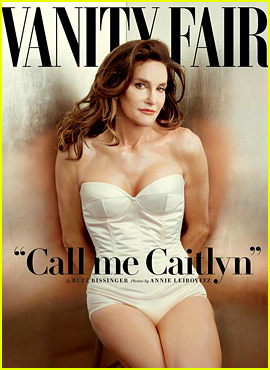 Caitlyn Jenner on 'Vanity Fair' Cover - First Photo!