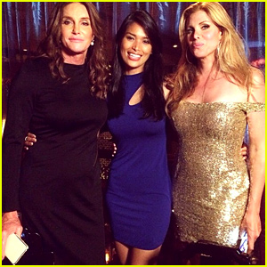 Caitlyn Jenner Has Dinner with Fellow Trans Women - Photos!