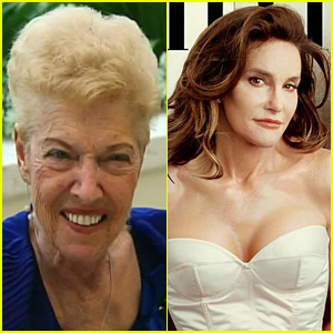 Caitlyn Jenner's Mom: 'I Love Her, She's Happy, & That's All That Matters'