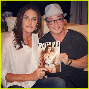 Caitlyn Jenner Poses with Her Plastic Surgeon in New Photo!