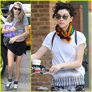 Cara Delevingne & St. Vincent Fuel Engagement Rumors