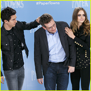 Cara Delevingne Says She & 'Paper Towns' Character Margo Both Live On Instinct