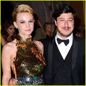 Carey Mulligan Is Pregnant, Expecting First Child with Marcus Mumford?