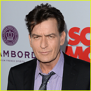 Charlie Sheen Hospitalized For Food Poisoning