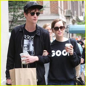 Dakota Johnson & Boyfriend Matthew Hitt Spend Their Sunday Together