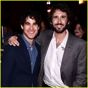 Darren Criss Sings Broadway Songs with Josh Groban (Video)