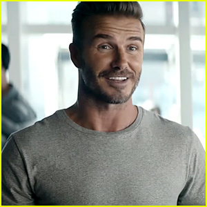 David Beckham Stars in Sprint's New All-In Commercial!