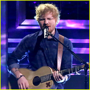 Ed Sheeran Covers Limp Bizkit & Heavy Metal Songs on 'Fallon'
