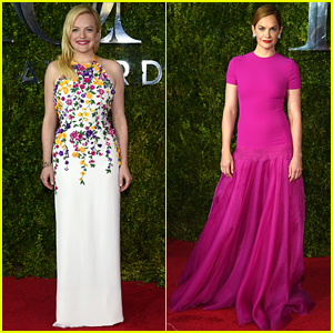 Elisabeth Moss & Ruth Wilson Are All Ready for the Tony Awards 2015!