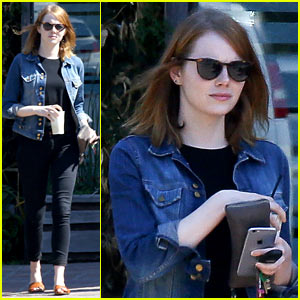 Emma Stone Had 'Really Bad' Panic Attacks as a Child