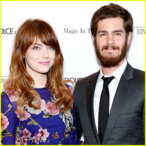 Emma Stone Opens Up About Andrew Garfield Split Rumors
