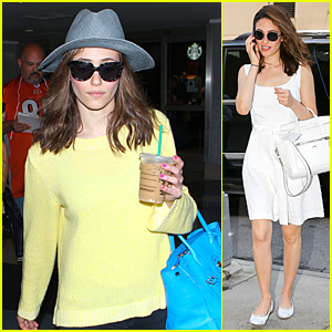 Emmy Rossum Reveals 'Embarassing Secret' on 'Live! With Kelly & Michael'