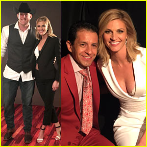 Erin Andrews Recaps CMT Music Awards Hosting Gig for JJ!