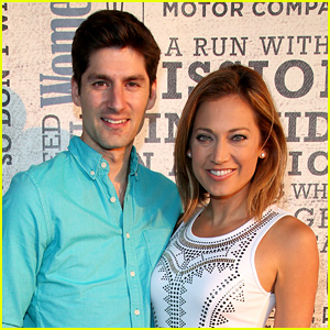 GMA's Ginger Zee Is Pregnant with Her First Child!
