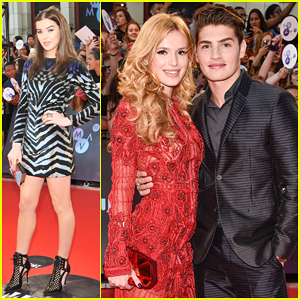 Hailee Steinfeld & Bella Thorne Are Stylish Ladies at MuchMusic Video Awards 2015!